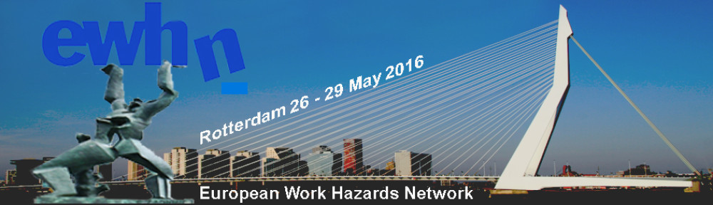 Rotterdam Conference 27-29 May 2016
